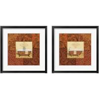 Framed Spice Bath 2 Piece Framed Art Print Set