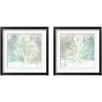 Framed Winter Wonder 2 Piece Framed Art Print Set