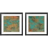Framed Rustic Elegance 2 Piece Framed Art Print Set