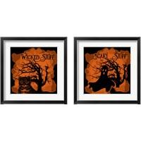 Framed Halloween 2 Piece Framed Art Print Set