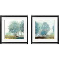 Framed Blueberry Hill 2 Piece Framed Art Print Set