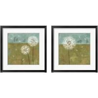 Framed Soft Breeze 2 Piece Framed Art Print Set