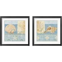 Framed Ocean 2 Piece Framed Art Print Set