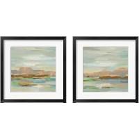 Framed Spring Desert 2 Piece Framed Art Print Set