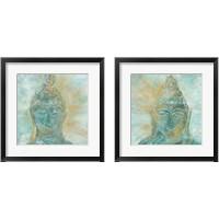 Framed Buddha Bright 2 Piece Framed Art Print Set