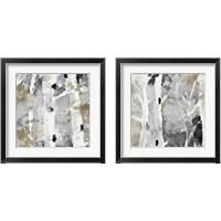 Framed Evening Forest 2 Piece Framed Art Print Set