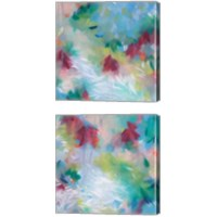 Framed Love is Grand 2 Piece Canvas Print Set
