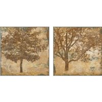 Framed Landscape 2 Piece Art Print Set