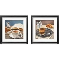 Framed Morning Coffee 2 Piece Framed Art Print Set