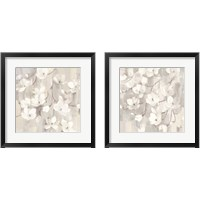 Framed Magnolias in Spring 2 Piece Framed Art Print Set
