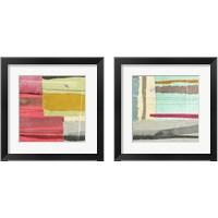 Framed Straight Away  2 Piece Framed Art Print Set