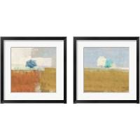 Framed Great Plains 2 Piece Framed Art Print Set
