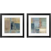 Framed Chroma  2 Piece Framed Art Print Set