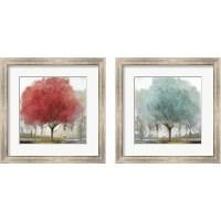 Framed By the Treeside 2 Piece Framed Art Print Set