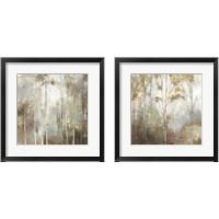 Framed Fine Birch 2 Piece Framed Art Print Set