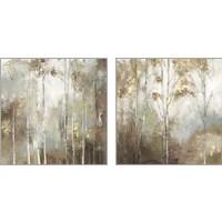 Framed Fine Birch 2 Piece Art Print Set