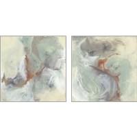 Framed Copper River 2 Piece Art Print Set