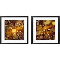 Framed Chestnut Illumination 2 Piece Framed Art Print Set