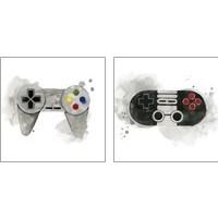 Framed Gamer  2 Piece Art Print Set