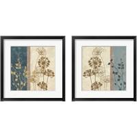 Framed Dandelion Family 2 Piece Framed Art Print Set