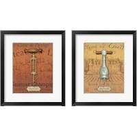 Framed Antique Corkscrew 2 Piece Framed Art Print Set