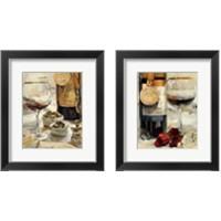 Framed Award Winning Wine 2 Piece Framed Art Print Set