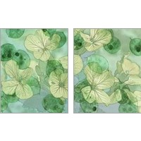 Framed Mint Progeny 2 Piece Art Print Set