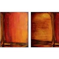 Framed Red Dawn 2 Piece Art Print Set
