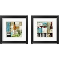 Framed Bon Appetit 2 Piece Framed Art Print Set