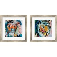 Framed Do You Want My Lions Share 2 Piece Framed Art Print Set