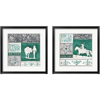 Framed Cowgirl Forever 2 Piece Framed Art Print Set