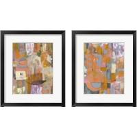 Framed Pretty in Pinks 2 Piece Framed Art Print Set