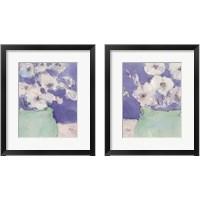 Framed Floral Objects  2 Piece Framed Art Print Set