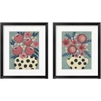 Framed Jamboree Floral 2 Piece Framed Art Print Set
