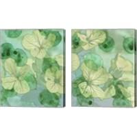 Framed Mint Progeny 2 Piece Canvas Print Set