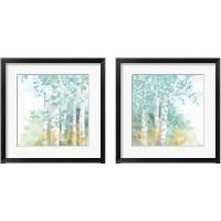 Framed Natures Leaves 2 Piece Framed Art Print Set