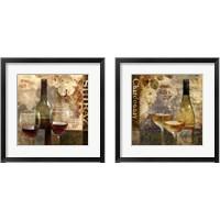 Framed Cuisine 2 Piece Framed Art Print Set