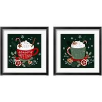 Framed Christmas Comforts 2 Piece Framed Art Print Set