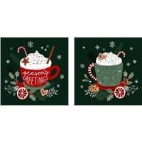 Framed Christmas Comforts 2 Piece Art Print Set