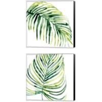 Framed Tropical Jewel 2 Piece Canvas Print Set