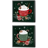 Framed Christmas Comforts 2 Piece Canvas Print Set
