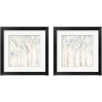 Framed Fresh Forest 2 Piece Framed Art Print Set