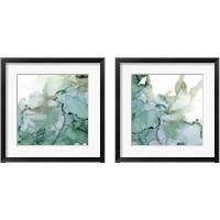Framed Emerald Cavern 2 Piece Framed Art Print Set