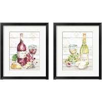 Framed Sweet Vines 2 Piece Framed Art Print Set