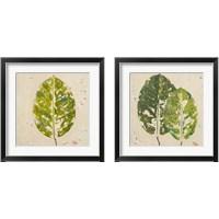 Framed Green Ones 2 Piece Framed Art Print Set