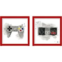 Framed Gamer  2 Piece Framed Art Print Set