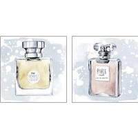 Framed Parfum  2 Piece Art Print Set
