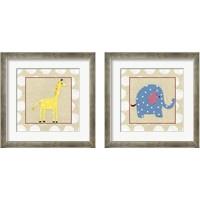Framed Katherine's Animals 2 Piece Framed Art Print Set