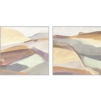 Framed Canyon Rim 2 Piece Art Print Set