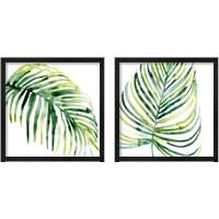 Framed Tropical Jewel  2 Piece Framed Art Print Set